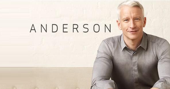 Anderson Cooper!