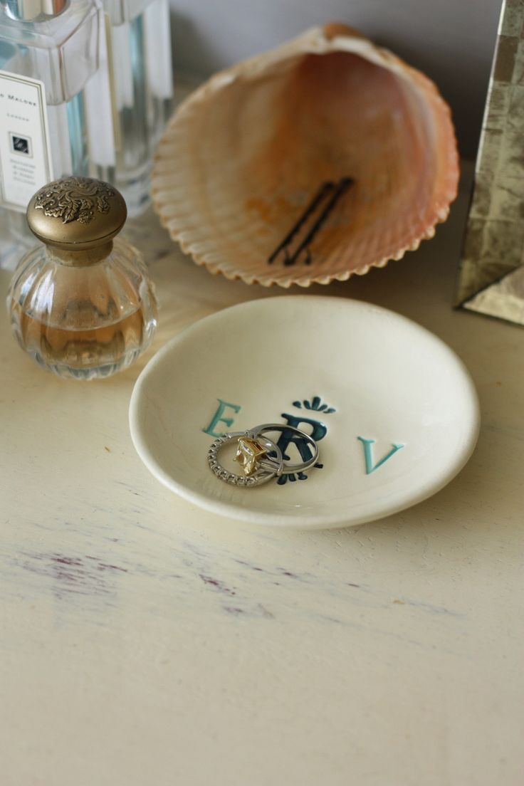 Gift Inspo for Your Newly Engaged Friend: Ring Dish | The Gallivant