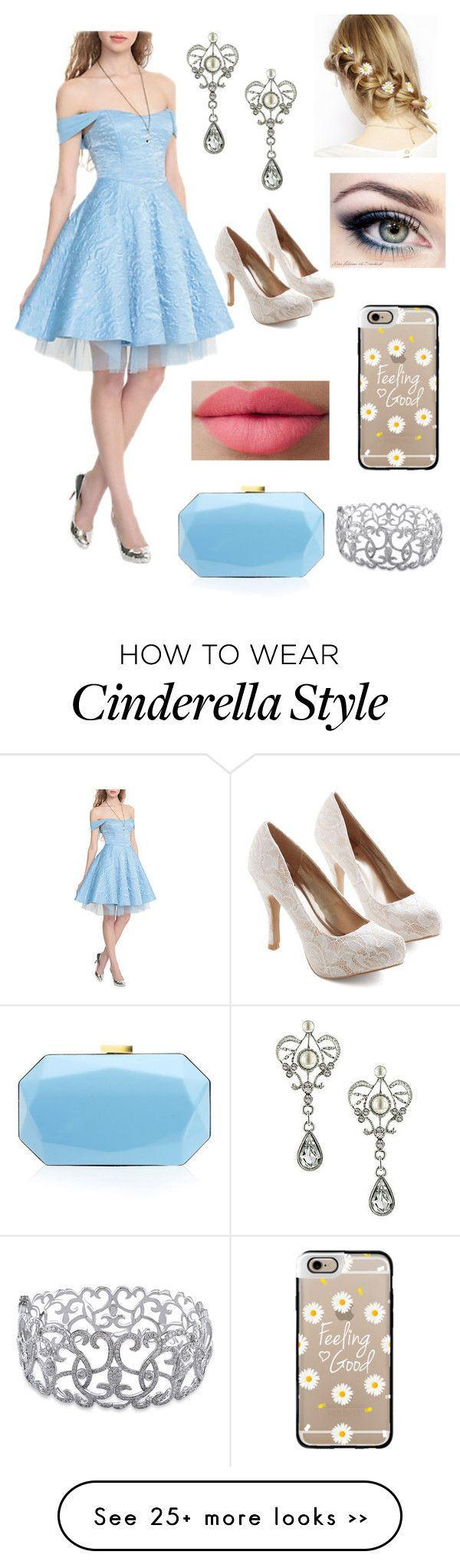 """Untitled #19"" by sofiazdesigner on Polyvore featuring Disney, ASOS, 1928, LORAC, Casetify, Lipsy and Ice"
