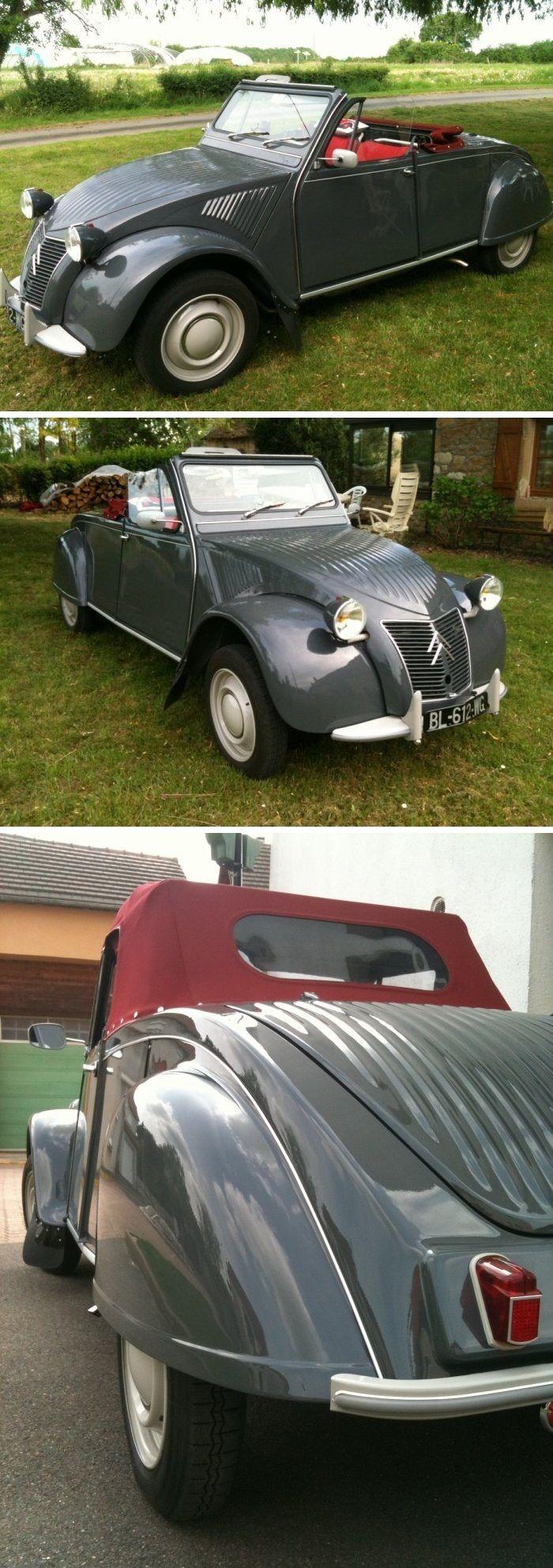 Citroën Azelle 2CV