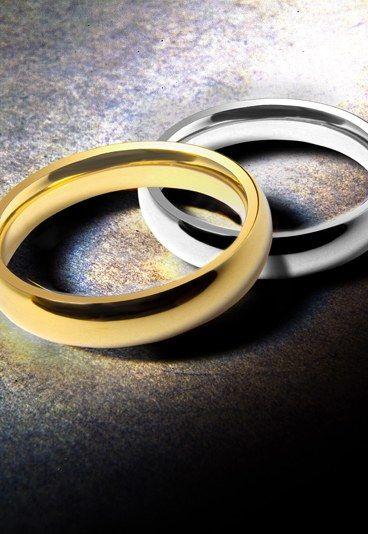 Matrimonio solidale. Fedi Ethical Gold.