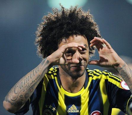 Türkiye Kupası Şampiyonu Fenerbahçe | Fenerbahçe 2-0 Bursapor | Gol: Cristian Baroni