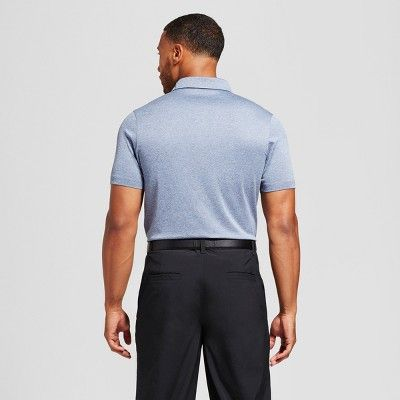 Men's Texture Golf Polo - C9 Champion Blue Xxl