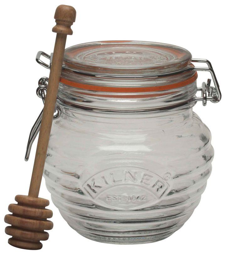 honingpot, honinglepel, kilner, 0025.499, 64110