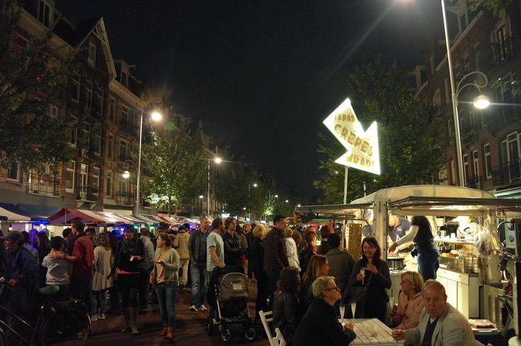 Foodnight Javastraat  Foto: Claartje Michels