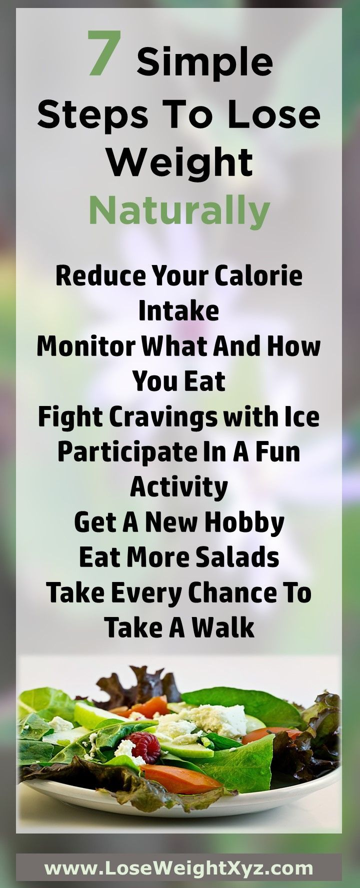 7 simple and easy tips to lose weight without exercise