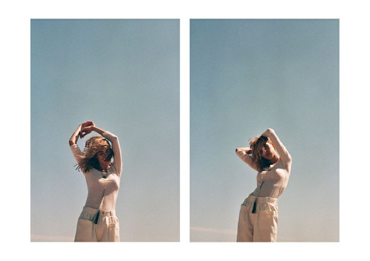 Tender Love: White T by Le fortune + Swing shorts by Pujol + Izquierdo´s pony tail necklace