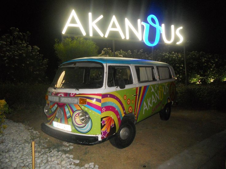 Akanthus club