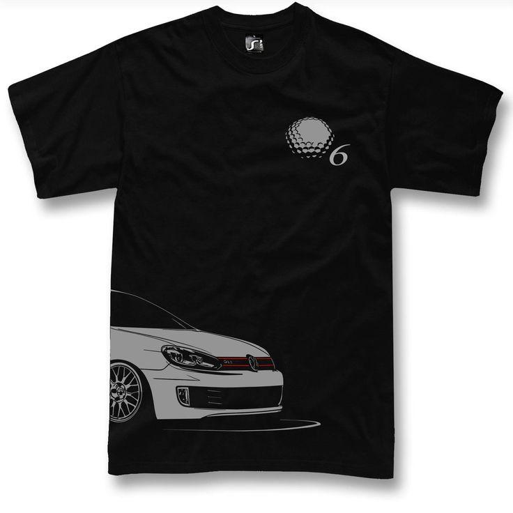 Excited to share the latest addition to my #etsy shop: T-shirt for vw golf gti mk6 classic european car vw golf mk6 tshirt S - 5XL + sweatshirt http://etsy.me/2iCHcKP #clothing #men #tshirt #vwtshirt #vwgolf #golfgti #classicvw #vwgolfmk6tshirt #cotton