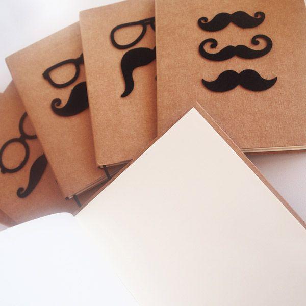 Moustache Defter-1