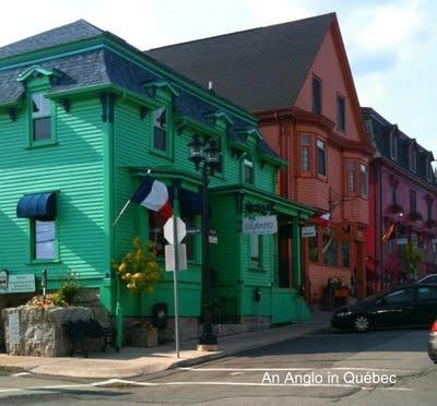 Lunenburg, Nova Scotia. I've never been, but I know I'd just adore it. #CDNGetaway