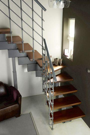 1000 idées sur le thème Escalier Quart Tournant sur ...