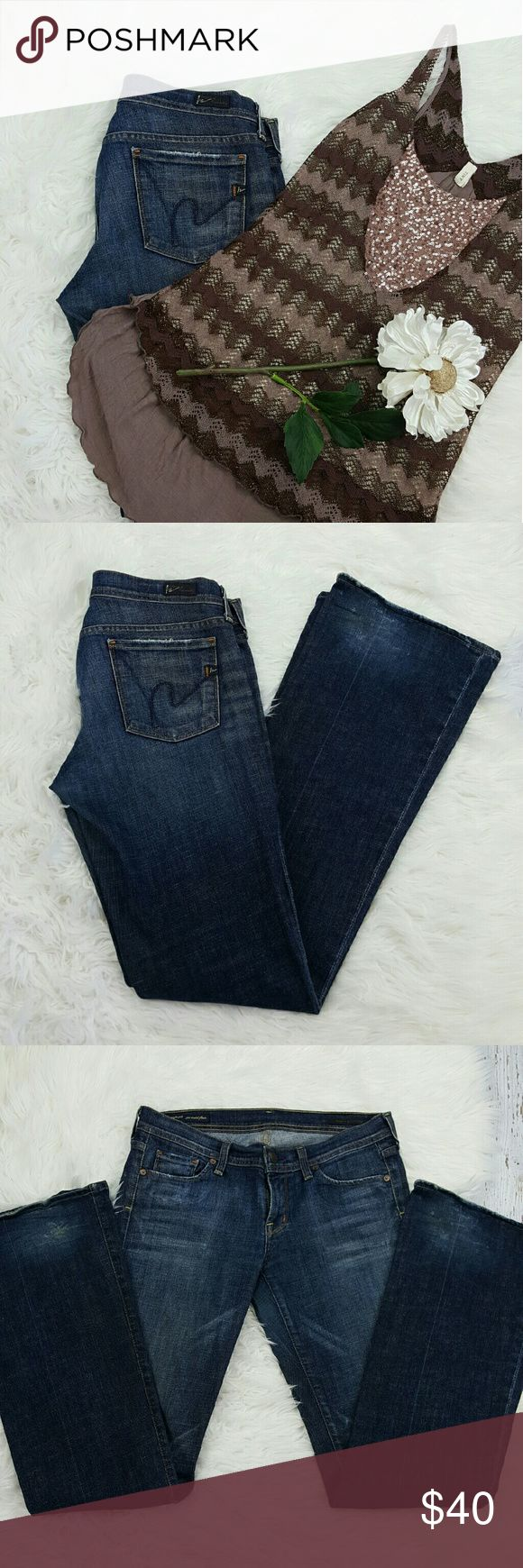 "💞SALE Citizens of Humanity Low Waist Flair Jeans Awesome Citizens of Humanity Low Waist Flair Premium Denim Jeans 35"" Inseam 8"" Rise 98% Cotton 2% Elastin Citizens of Humanity Jeans Flare & Wide Leg"