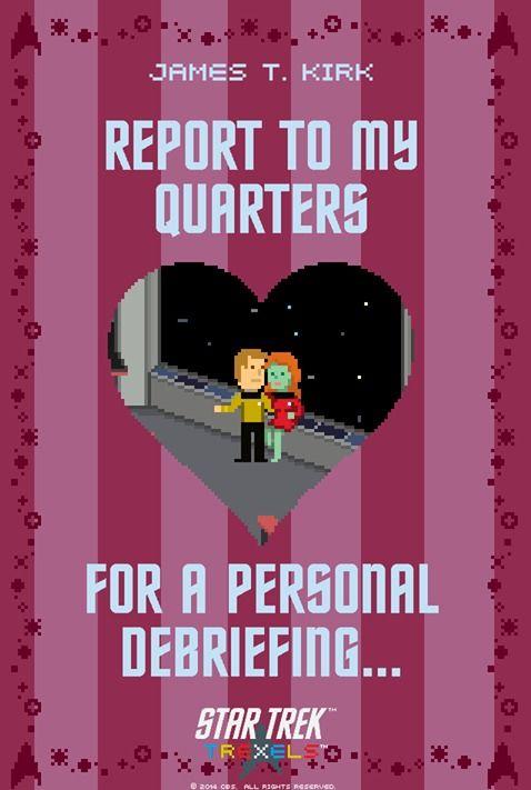 Star Trek Valentine Valentines Day Pinterest Star