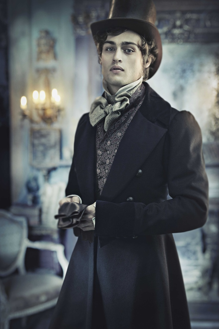 Pip (Douglas Booth) 'Great Expectations' 2011. Costume designed by Annie Symons.
