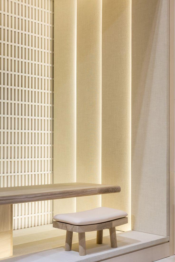 Detail, furniture, Japanese style