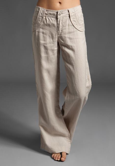 Linen pants // Baggy Unisex Sand Linen Pants // Summer pants // Yoga pants / Harem pants / Linen trousers / Wide linen pants / Natural linen 1oShJB