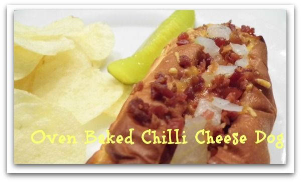 Oven baked chili cheese dogs.. Use Nathan's hotdogs!