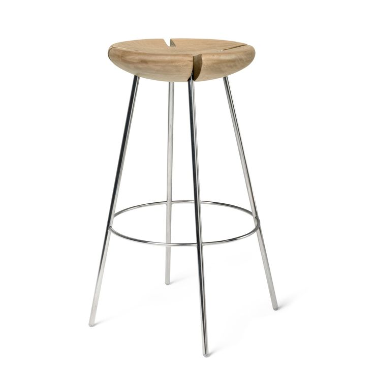 Designed by Brazilian architect and designer Ilse Lang, these versatile stools…