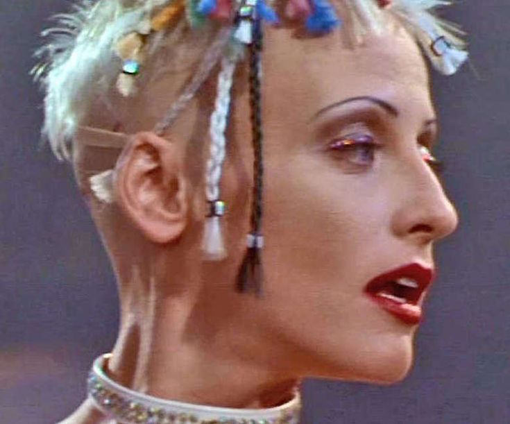 Lori Petty... The ONE AND ONLY Tank Girl.