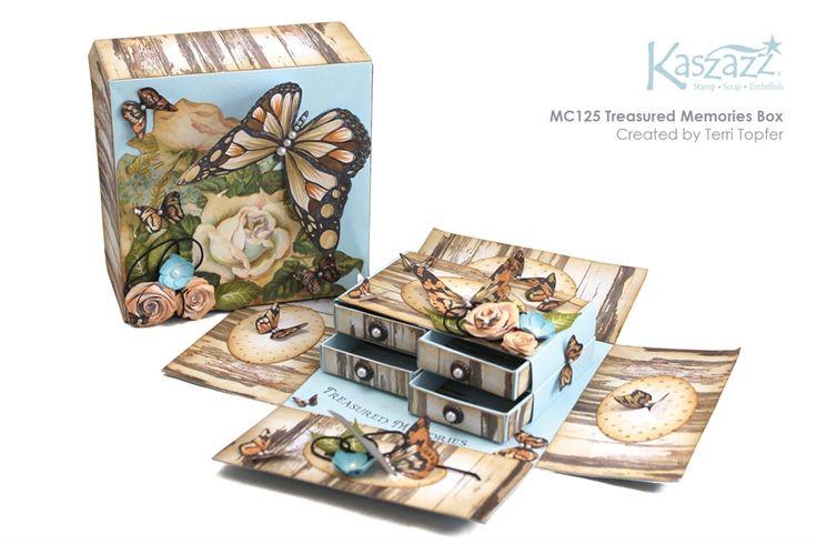 MC125 Treasured Memories Box