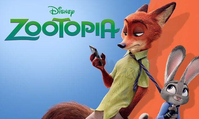 Review And Synopsis Movie Zootopia (2016)