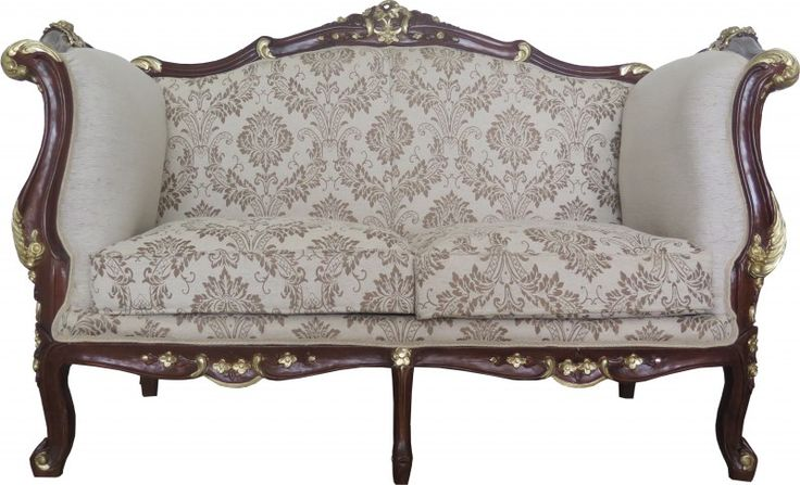 25 best barock antik stil sofas images on pinterest canapes couches and settees. Black Bedroom Furniture Sets. Home Design Ideas