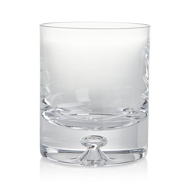 Direction Glass Candle Holders | Crate and Barrel