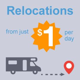 Campervan Hire Australia Price Comparison from Salamanda Travel