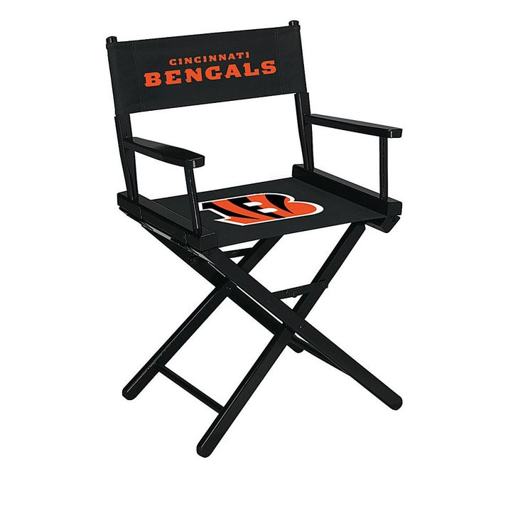 Officially Licensed NFL Table Height Director's Chair - Houston Texans