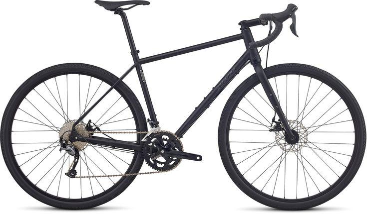 Silniční kolo Specialized Sequoia - black/graphite - Ski a Bike Centrum Radotín