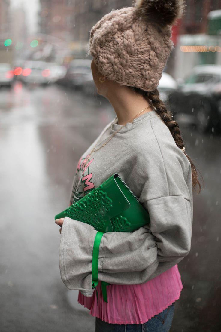 MeDusa bags slim green clutch by Messineo_Patrizia