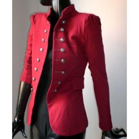 Vintage red jacket