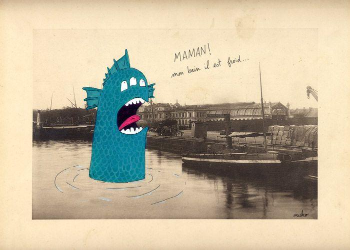 Muko, Graphiste Indépendant à Toulouse. Graphiste /// Illustrateur /// Créatif (Toulouse, France)