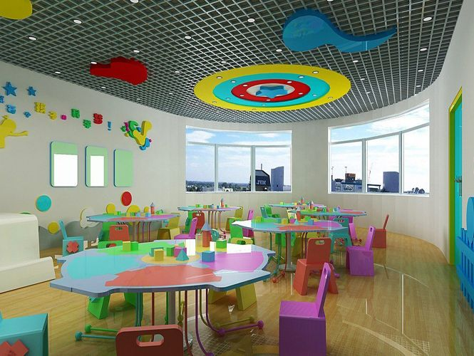 Day Care Center Design And Architecture