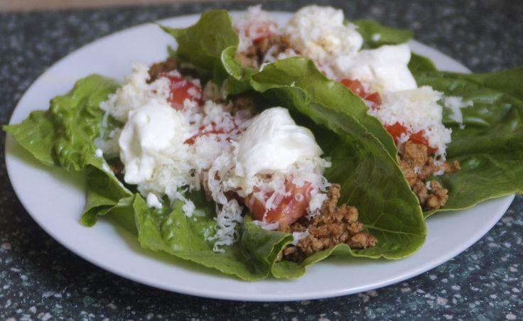Epilepsy Nutrition Program at Boston Medical Center – Lettuce Tacos