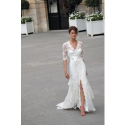 No, I'm not getting married anytime soon that I know of...Just liked this dress. ;)