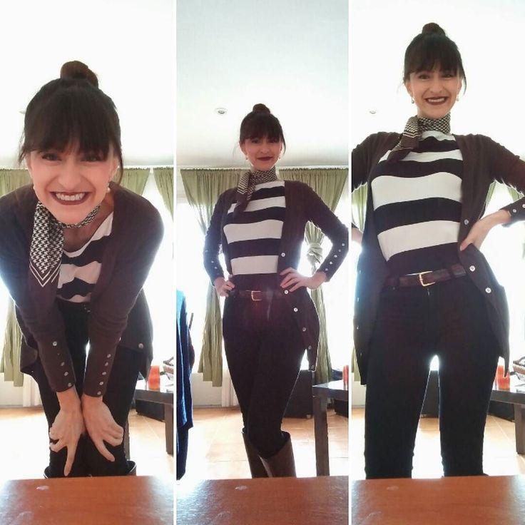 #selfie #me #blancoynegro #disabte #loveme #readyforlunch #samedisoir #fb