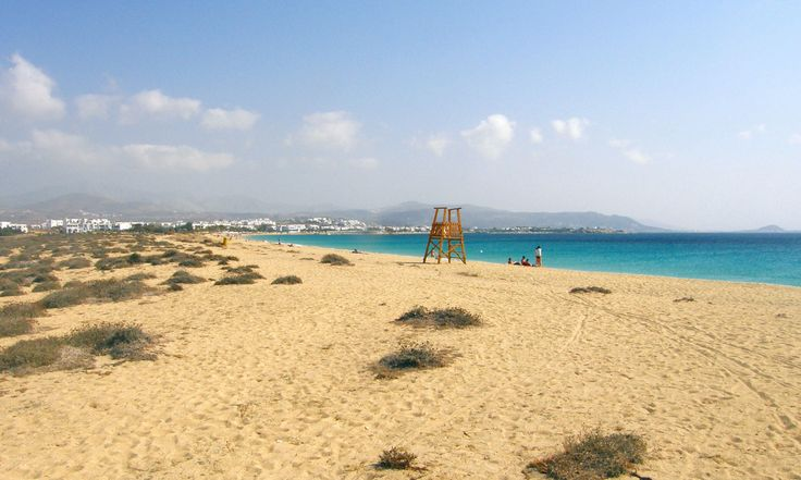 Visit the best beach of #Naxos, Agios Prokopios!