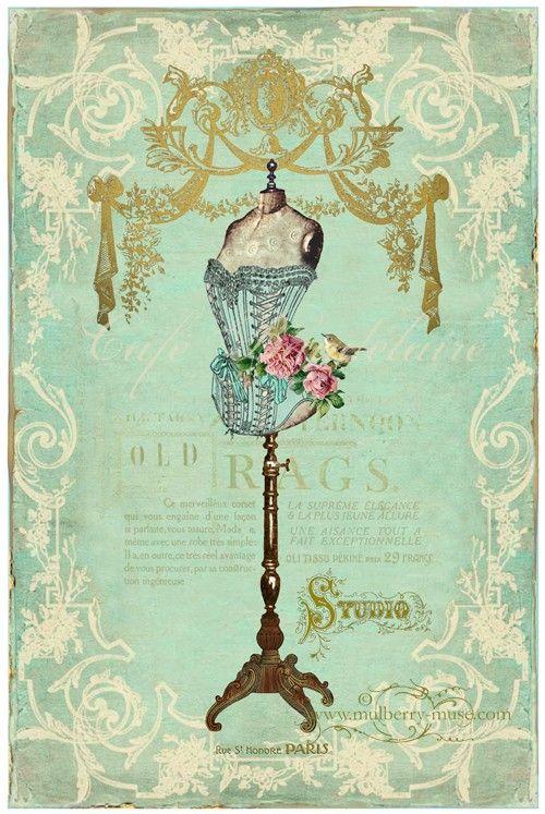22 best vintage tocadores miniatura images on pinterest - Tocadores vintage ...