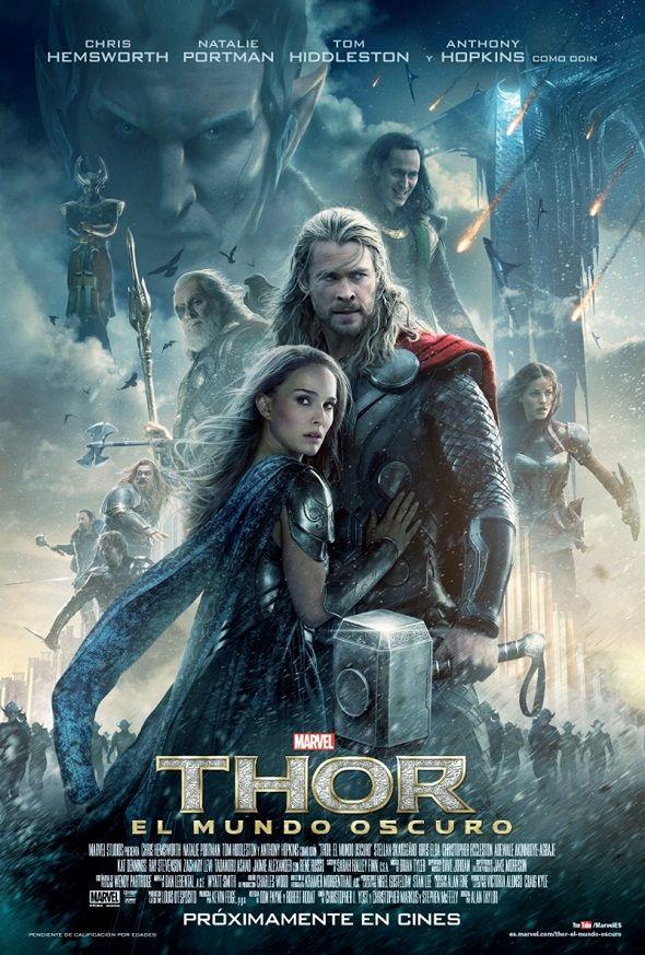 Thor: El mundo oscuro' adolece de una falta de personalidad que afecta a todo: el inane villano Malekith, el extenso y desaprovechado plantel de secundarios, e incluso  la banda sonora (Brian Tyler no está a la altura de la partitura que Patrick Doyle alumbró para el primer Thor, llena de pasión, personalidad, épica y belleza) que no es mala pero sí como tantas otras iguales. LO MEJOR: Thor y Loki. LO PEOR: está hueca por dentro.