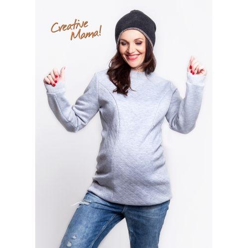 🔝Свитшот 3 в 1 для беременных и кормящих мам - Awake 659 грн.  Для того, чтобы изделия хорошо на вас «сели» - при заказе укажите ваши замеры: объём груди, талии или живота, бёдер, рост и положение.   Отшив: 2-3 дня. 🚚Доставка: 1-2 дня (Новая почта). *бесплатная доставка Новой почтой (при заказе от 500 гривен и оплате на карту). Оплата: на карту приватбанка.   Чтобы сделать заказ - напишите в комментариях.   Больше вещей для беременных и кормящих мам в интернет-магазине по активной ссылке…