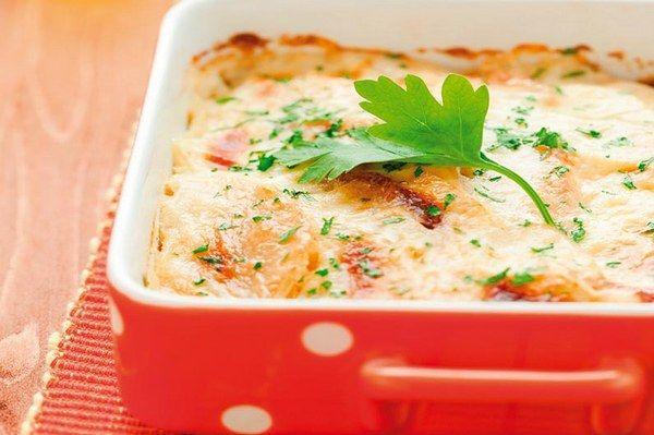 Gratinované zemiaky   Recepty   zena.sme.sk