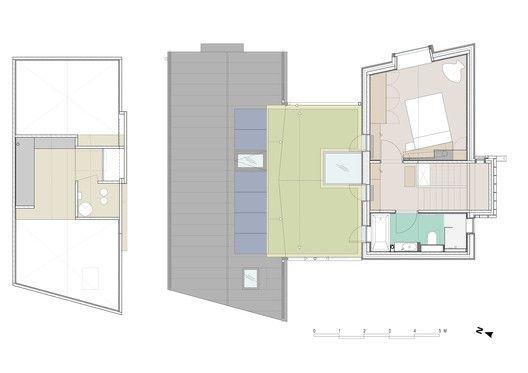 Gallery Of Zinc House Proctor Shaw 20 House Zinc Floor Plans Zinc house floor plan