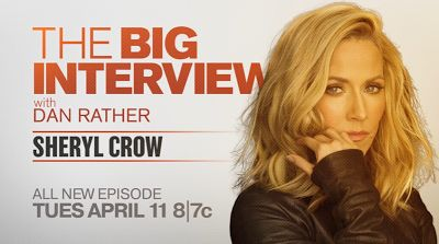 """Sheryl+Crow+Reflects+On+What+It's+Like+To+Be+A+Women+In+The+Music+Industry+On+AXS+TV's+""""The+Big+Interview""""+April+11"""