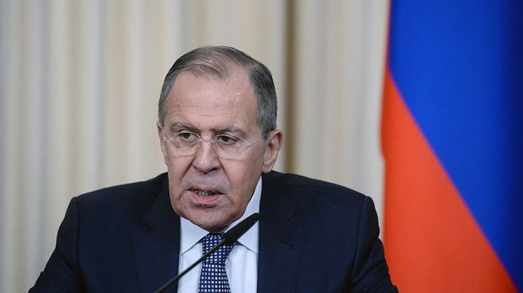 British chair to both OPCW probes on Syria 'chemical attack' is against int'l principle – Lavrov https://www.rt.com/news/385226-opcw-investigation-syria-attack/