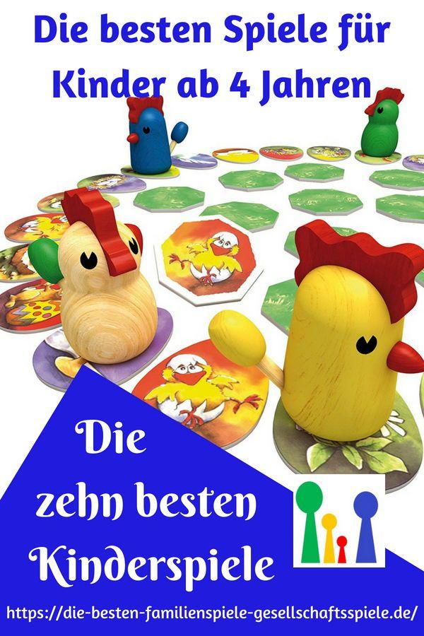Kinderspiele Ab 4 Online