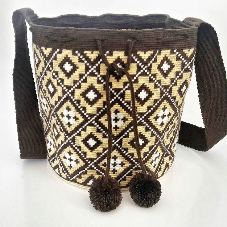 Beautiful bag wayuu.