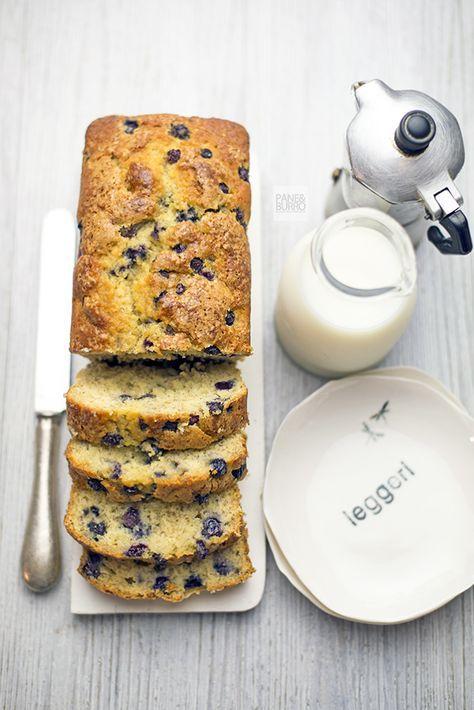 blueberry banana multigrain bread