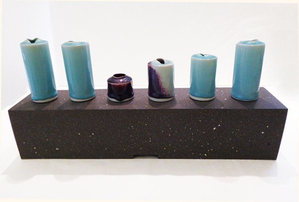 Andrew Whitelaw - Journey #AndrewWhitelaw #ceramics #porcelain #appliedarts #fineart #containers